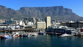V & A Waterfront in South Africa