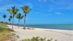 beach key west